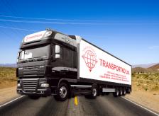 Автопарк - колаж с камион